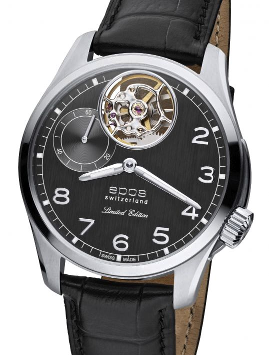 Epos model passion €1400,- for €1130 Limited Edition 999 pieces worldwide. www.megawatchoutlet.com