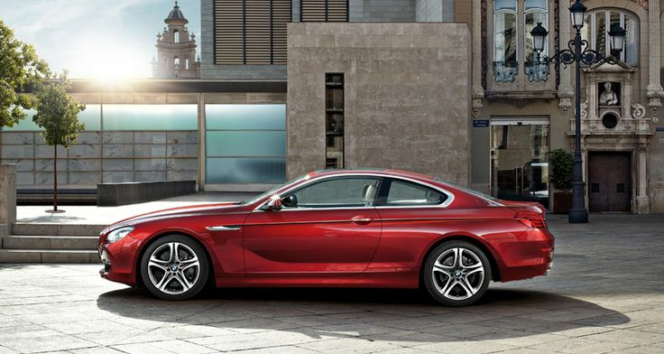 6 Series Coupe