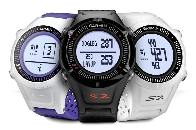 Garmin's Approach S2 Golf GPS Watch | Man of Many