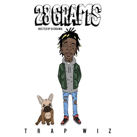 My review of Wiz Khalifa's 28 Grams for Exclaim!