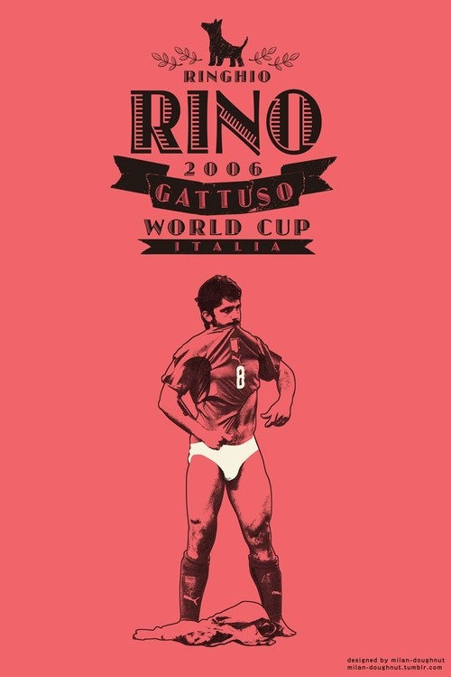 Rino Gattuso, the one and only