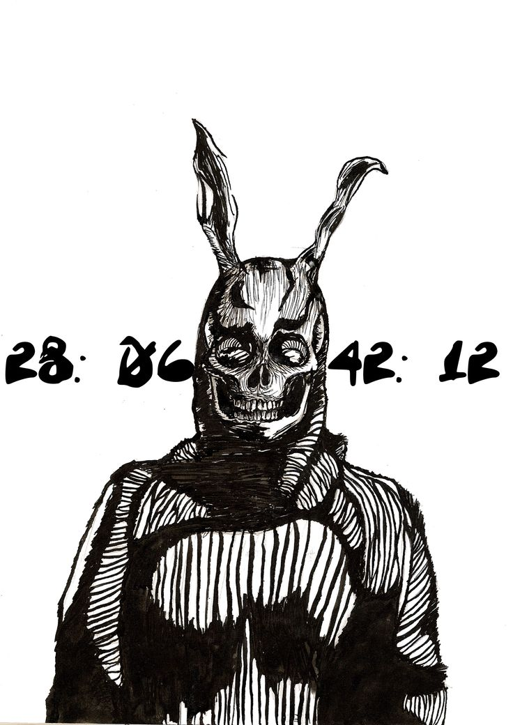 Donnie Darko - Illustration