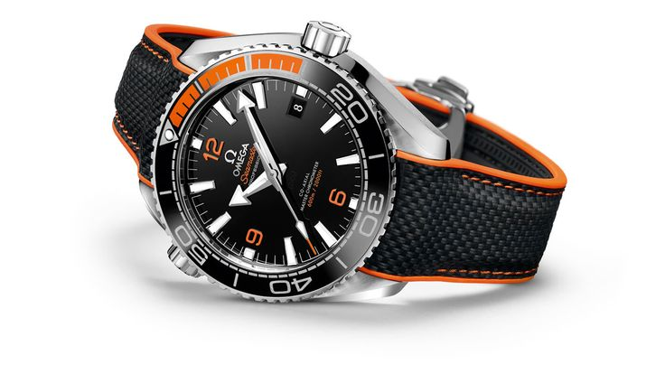 OMEGA Watches: Seamaster Planet Ocean 600m Gents' collection