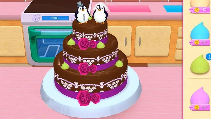 Fun Learn Cakes Cooking Games For Girls - My Bakery Empire - Bake, Decor...