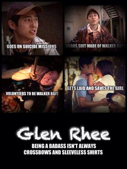 Glenn is babe af