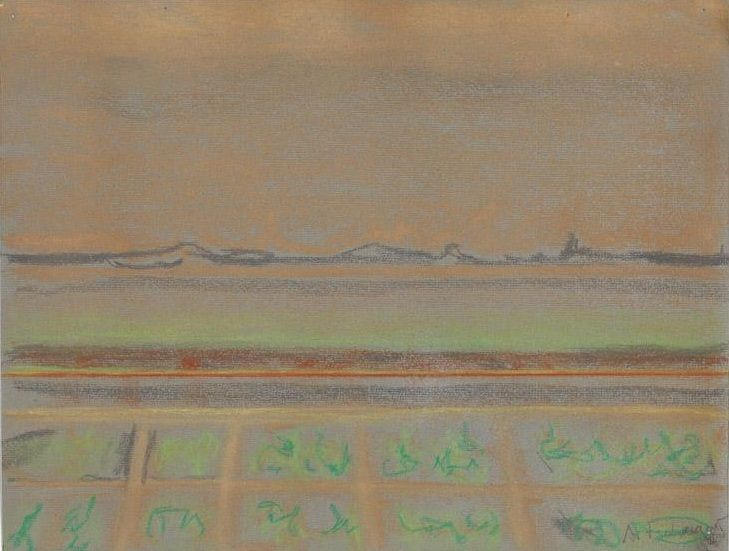 Richard Artschwager  - Small Landscape
