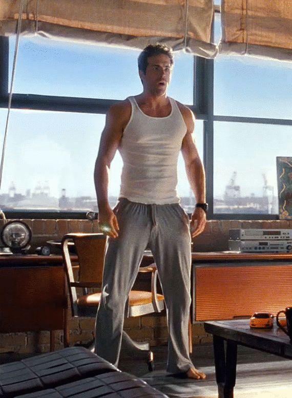 Ryan Reynolds, Hal Jordan to GL -Transformation