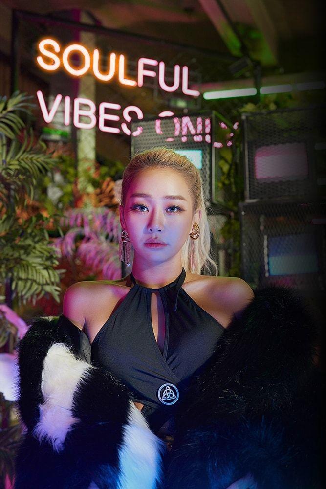 K Pop Star Hyolyn On Her New Career Path As A Solo Artist Sistar Sistar Kpop Kpop Girls