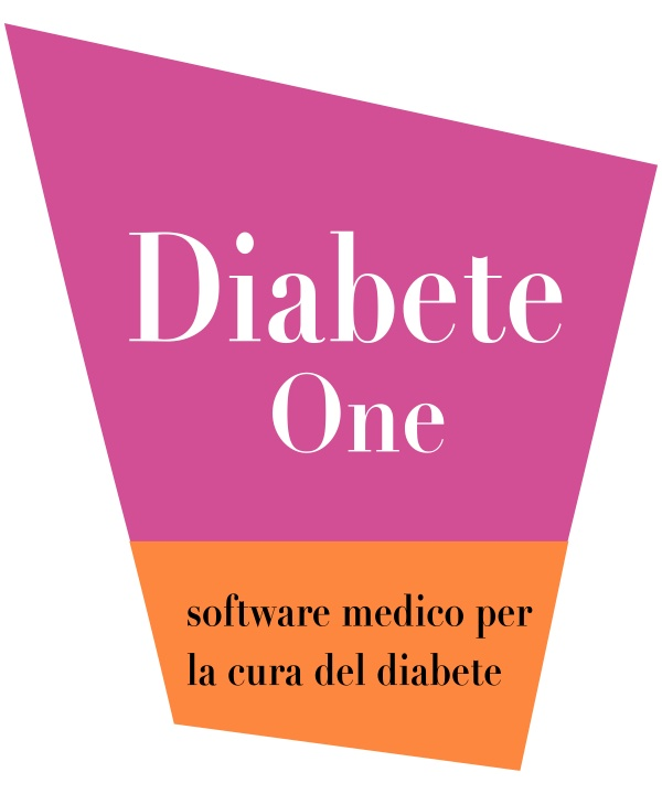 Logo software for the clinic for the treatment of diabetes - basic