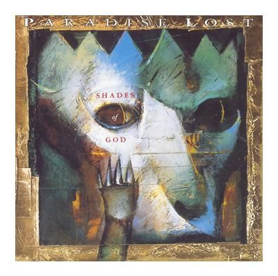 """L'album dei #ParadiseLost intitolato """"Shades Of God""""."""