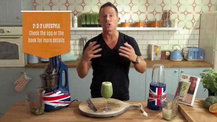 Jason Vale's 5:2 Juice Diet Video– The Minty Kiwi Refresher