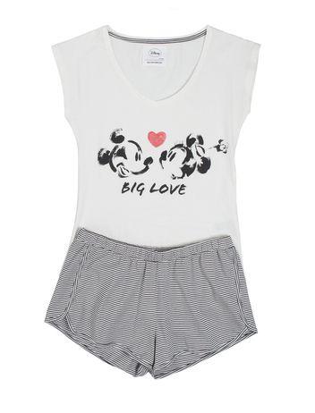 Womensecret. Pijamas Pijama corto de Mickey
