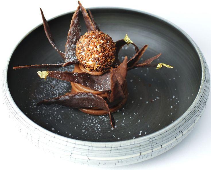 Les prodigieux desserts de Jean-François Piège et Nina Métayer au Grand…