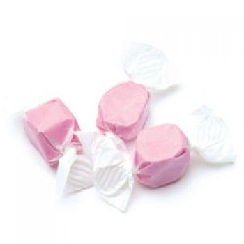Strawberry Taffy | Taffy Town Salt Water Taffy - 1lb. Bag