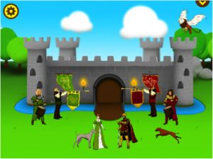 App review by Teachers With Apps - Jump App is well known for putting out quality apps that are open ended and stir creativity and imagination, and Sticker Play is one of my new favorites...Read more: http://teacherswithapps.com/app_reviews-sticker-play-knights-dragons-and-castles/