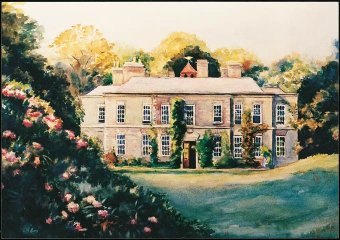 Du Maurier drew her inspiration for Manderley from  the Cornish mansion of Menabilly © Chichester Partnership http://www.britain-magazine.com/features/region/england/south-west/cornwall/daphne-du-mauriers-cornwall/