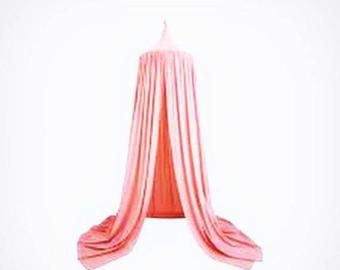MEGA CLEARANCE SALE Bed Canopy Play Canopy Play Tent  Blush