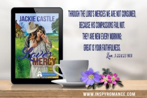The Sweetness of Mercy... A New Book Release!