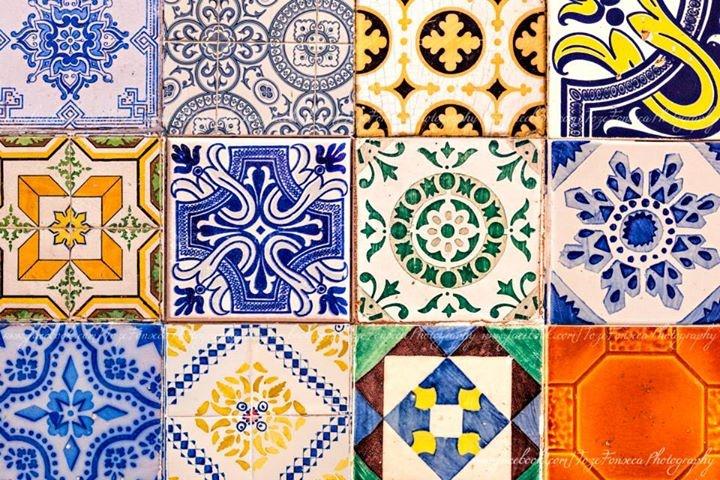 Azulejos (Lisboa) - Portugal