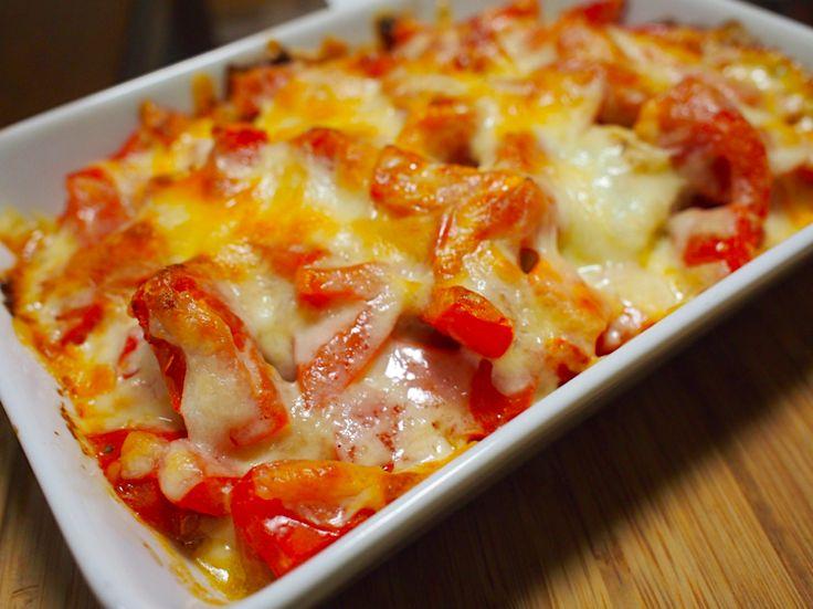 とろとろチーズが食欲を刺激!「鶏ムネ肉のトマチーズ」の作り方 - macaroni