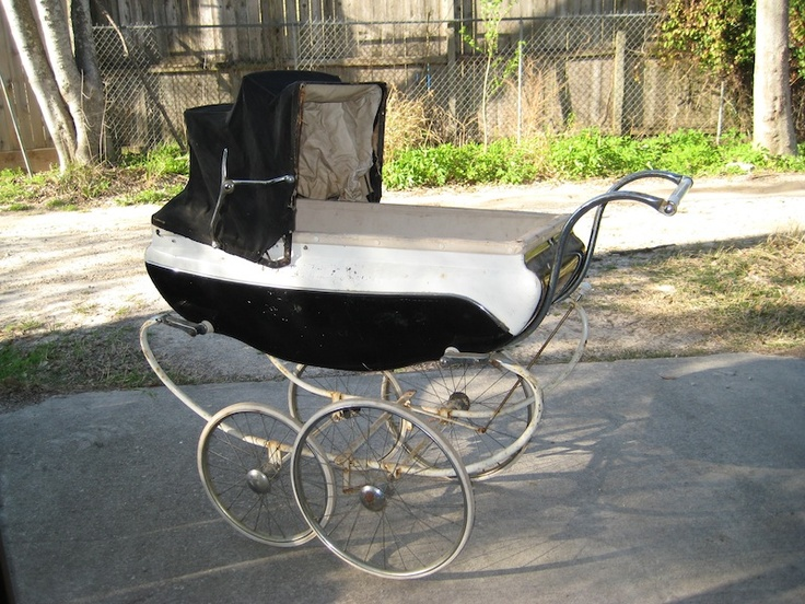 Antiques For Sale | Antique Baby Stroller For Sale!!!