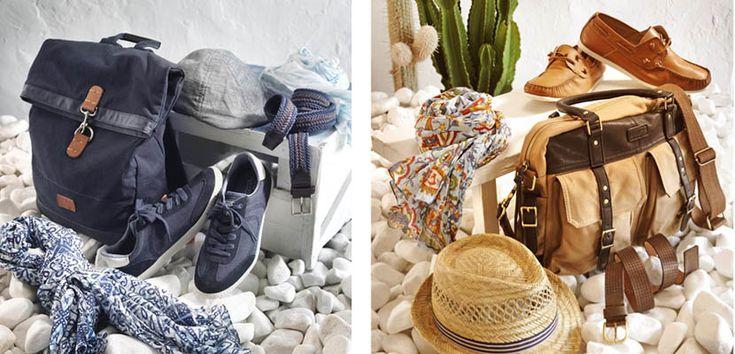 Accesorios Sfera Hombre Primavera-Verano 2015 - http://www.guiabolsos.com/accesorios-sfera-hombre-primavera-verano-2015.html