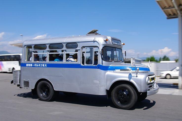 「ボンネットバス 中古」の画像検索結果