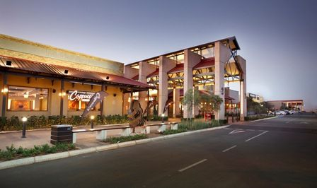 Kagiso Mall and Middelburg Mall in South Africa