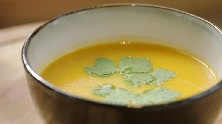 Wortelsoep met sinaasappel | VTM Koken