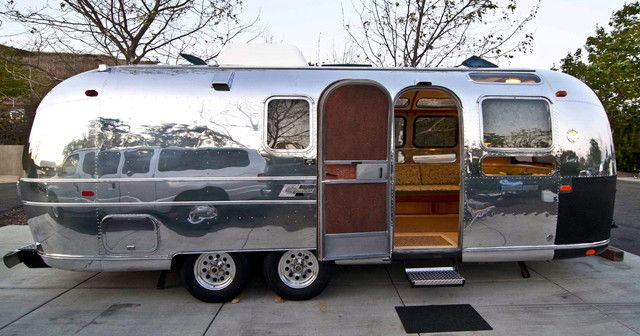 1970 Airstream   Land Yacht Caravanner International  Mike Mcfadden  Ventura, California