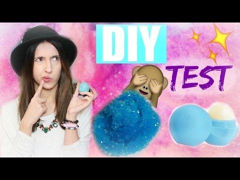 DIY TEST | Tumblr Kristalle, essbarer EOS, Magic Sand | SofiaBeautyCafe - YouTube