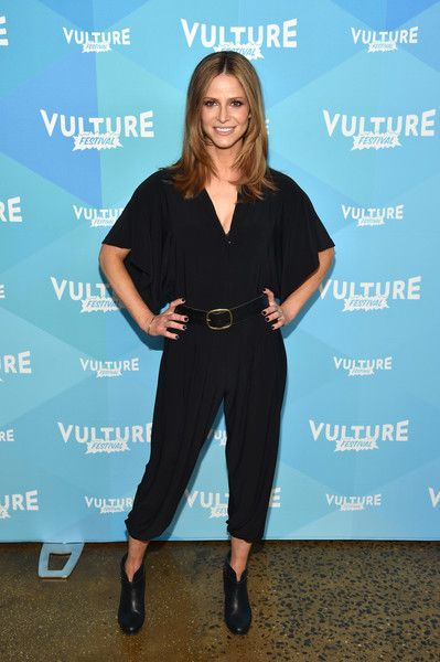 Andrea Savage attends the 2017 Vulture Festival at Milk Studios on May 20, 2017 in New York City.