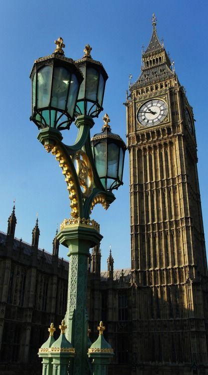 breathtakingdestinations:  Big Ben - London - England (von babasteve)