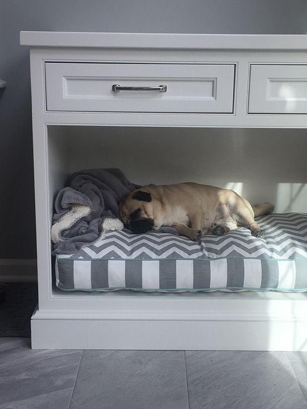 Rectangle Pet Bed Custom Dog Beds Dog Rooms Diy Dog Bed
