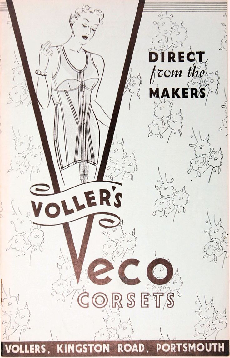 Historical Vollers Ad