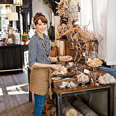 The Paris Market in Savannah, GA — antiques from around the world just off Broughton Street. theparismarket.com