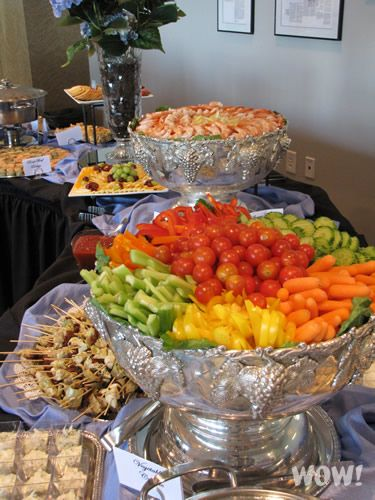 Catering Table Ideas | Professional Set-up for All Events