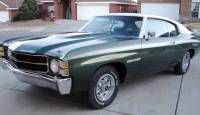 1971 Chevrolet Chevelle Heavy Chevy