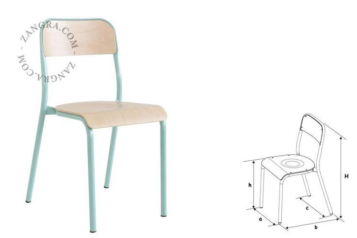 les 25 meilleures id es de la cat gorie chaises d 39 cole sur pinterest chaise d cole peindre. Black Bedroom Furniture Sets. Home Design Ideas