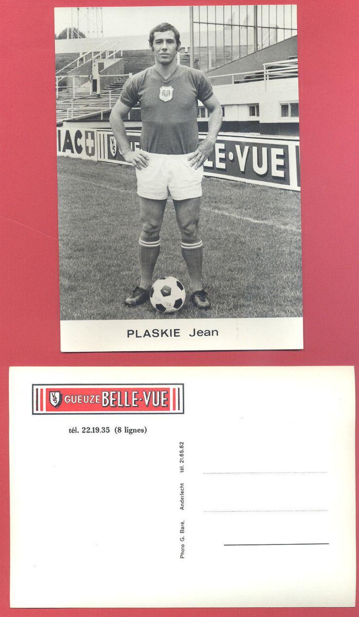 Carte Postale R S C A Jean Plaskie Gueuze Belle VUE | eBay