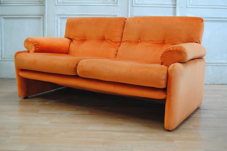 B B Italia Afra Tobia Scarpa Coronado 2 Seater Sofa Space Furniture $$$ in VIC | eBay