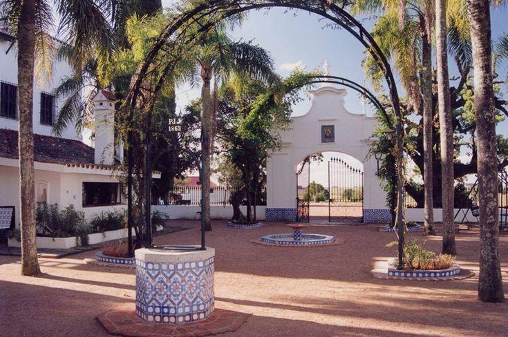 Estancia San Pedro de Timote, Uruguay