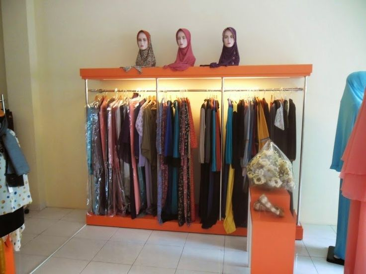 interior toko hijab - Google Search