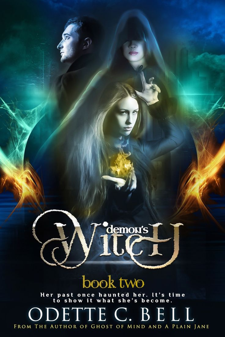 Read & Download The Demon's Witch Book Two By Odette C