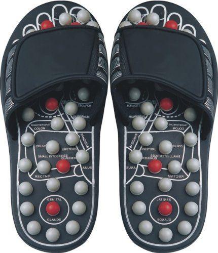 Health King Massage Accupressure Foot Slipper Medium Size fits Men (6-8)/ Women (8-10) Health King,http://www.amazon.com/dp/B002OS8D4G/ref=cm_sw_r_pi_dp_fz-Ftb13NV5BT3PX