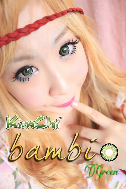 Kimchi Bambi in Green
