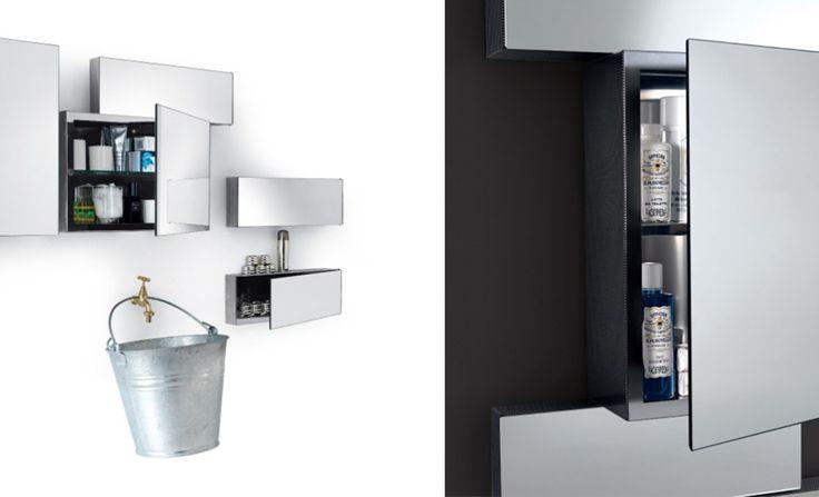 BA.BELLE To purchase these items contact RADform at +1 (416) 955-8282 or info@radform.com  #modernfurniture #contemporarydesign #interiordesign #modern #furnituredesign #mirror #storage  #RADform