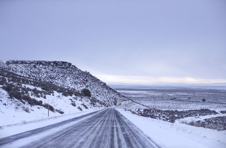 The desolate beauty in mid winter in and around the Malheur National Wildlife Refuge