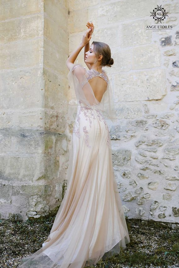 1210 best Beautiful Wedding Dresses images on Pinterest | Anna ...