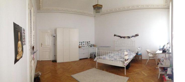 Helles 30m2 Zimmer im 8. Bezirk, sehr zentral gelegenes  - WG Zimmer in Wien-Josefstadt